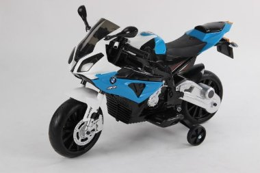 Детский мотоцикл RiverToys BMW JT528 — Лучшая мама