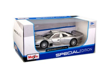 Maisto 1:26  Mercedes-Benz CLK-GTR (street version) арт.31519 — Лучшая мама
