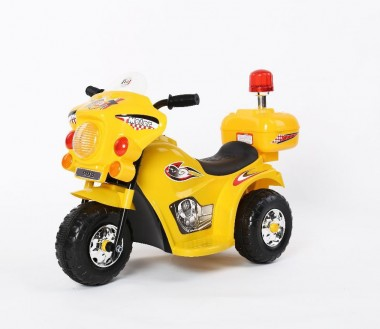 Трицикл RiverToys Moto 998 — Лучшая мама