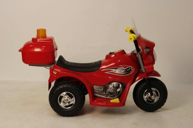 Трицикл RiverToys Moto HL-218 — Лучшая мама