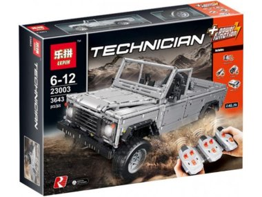 Конструктор Lepin Technican 23003 Land-Rover Defender — Лучшая мама